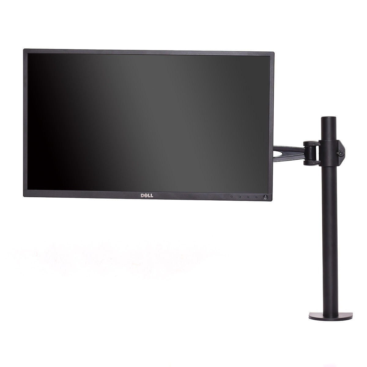 Adjustable Monitor Mount for Single LCD Flat Screen Monitor