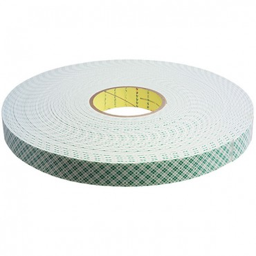 1/8 in. Double Sided Foam Tape - 0.8 in. x 164 ft.
