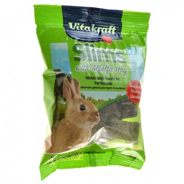 VitaKraft Slims with Alfalfa for Rabbits - 1.76 oz - 4 Pieces
