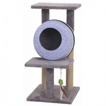 Pet Pals Selena Cat Tree with Condo - 1 Count