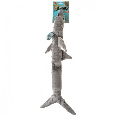 Spot Skinniness Extreme Triple Squeak Shark - 1 Count - 2 Pieces