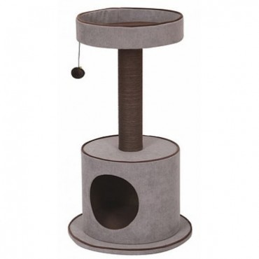 Pet Pals Steppe Cat Tree with Condo - 1 Count