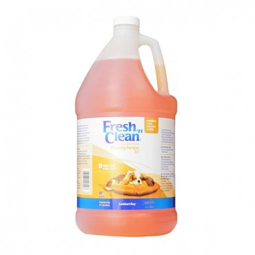 Fresh 'n Clean Scented Shampoo with Protein - Fresh Clean Scent - 1 Gallon Concentrate - Makes 15 Gallons
