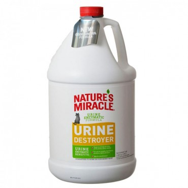 Nature's Miracle Just for Cats Urine Destroyer - 1 Gallon