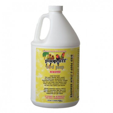 Poop-Off Bird Poop Remover - 1 Gallon