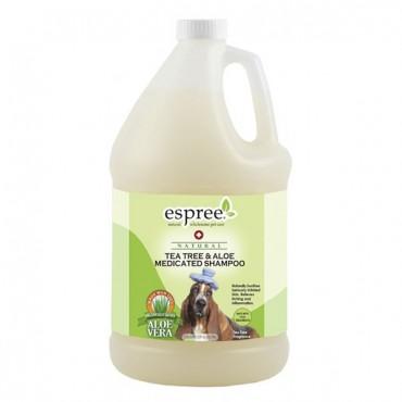 Espree Tea Tree and Aloe Medicated Shampoo - 1 Gallon