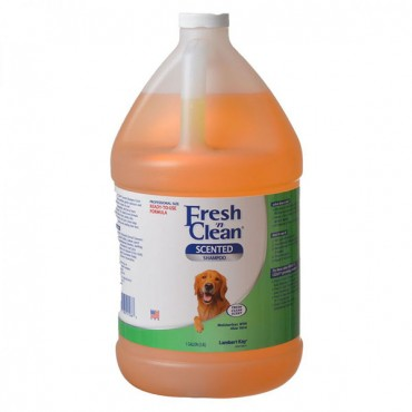 Fresh 'n Clean Scented Shampoo with Protein - Fresh Clean Scent - 1 Gallon