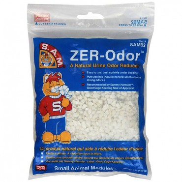 S.A.M. ZER-Odor Natural Urine Odor Reducer - 1 lb - 2 Pieces