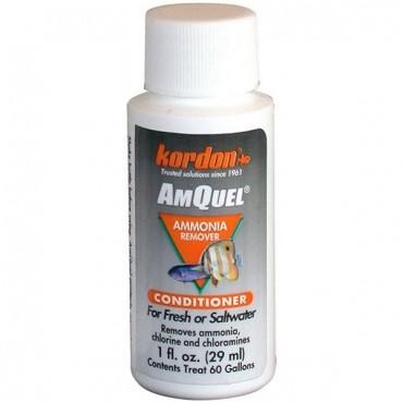 Kordon AmQuel Ammonia Remover Water Conditioner - 1 oz
