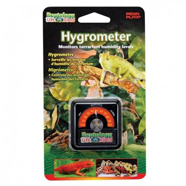 Reptology Reptile Hygrometer - 1 Pack - 2 Pieces