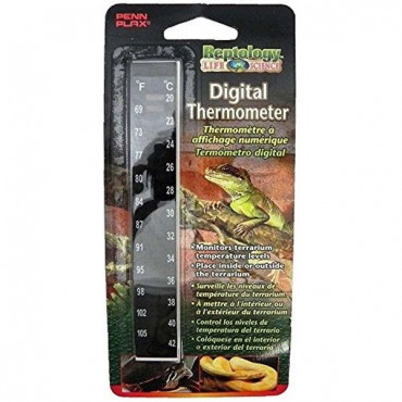 Reptology Digital Thermometer - 1 Pack - 2 Pieces