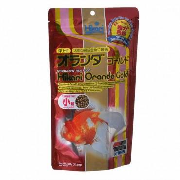 Hikari Oranda Gold Floating Fish Food - 10.5 oz