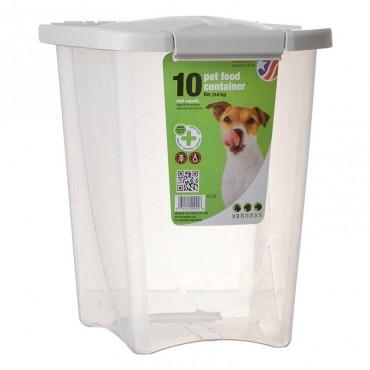 Van Ness Pet Food Container - 10 lbs