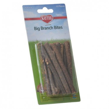Kaytee Big Branch Bites - 10 Pack - 5 Pieces