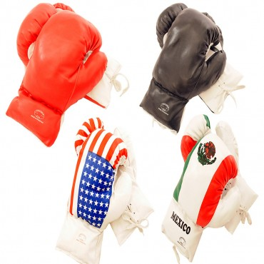18 oz Boxing Gloves In 4 Different Styles