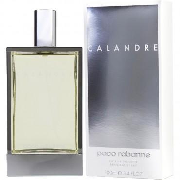 Calandre - Eau De Toilette Spray 3.4 oz