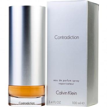 Contradiction -  Eau De Parfum Spray 3.4 oz