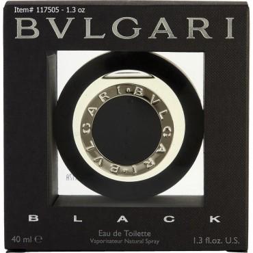 Bvlgari Black - Eau De Toilette Spray 1.3 oz