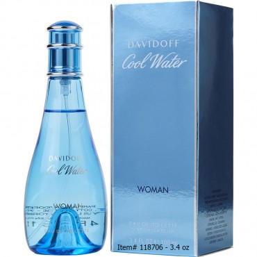 Cool Water - Eau De Toilette Spray 1.7 oz