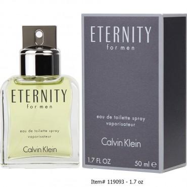 Eternity - Eau De Toilette Spray 1.7 oz