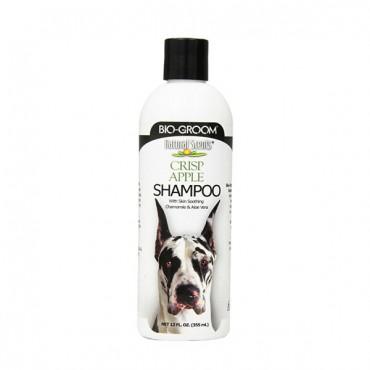 Bio Groom Natural Scents Crisp Apple Shampoo - 12 oz - 2 Pieces