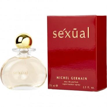 Sexual - Eau De Parfum Spray 2.5 oz