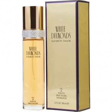 White Diamonds - Eau De Toilette Spray 3.3 oz