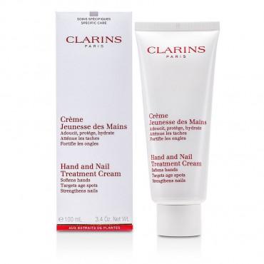 Clarins - Hand And Nail Treatment Cream 100ml/3.4oz