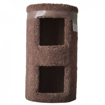 Classy Kitty 2 Story Cat Condo - 13 in. Diameter x 24 in. High