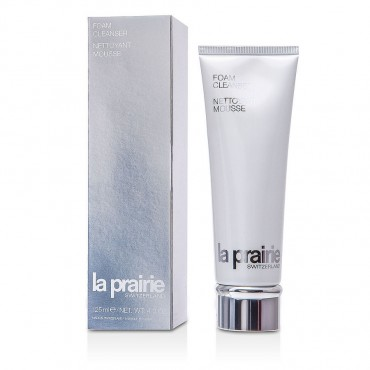 La Prairie - La Prairie Foam Cleanser/4 oz 125ml