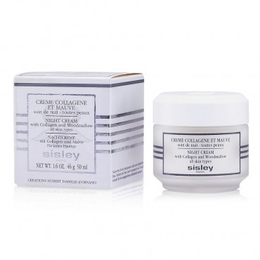 Sisley Botanical Night Cream With Collagen And Woodmallow 50ml/1.6oz