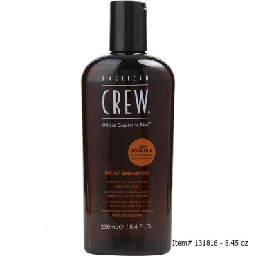 American Crew - Daily Shampoo For Normal To Oily Hair And Scalp 8.45 oz