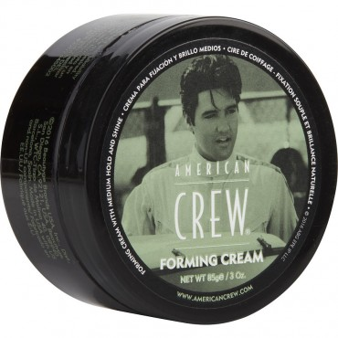 American Crew - Forming Cream For Medium Hold And Natural Shine Packaging May Vary 3 oz