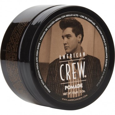 American Crew - Pomade For Hold And Shine  Packaging May Vary 3 oz