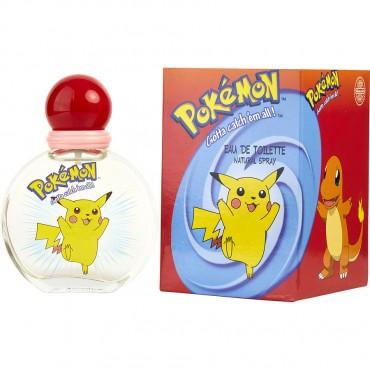 Pokemon - Eau De Toilette Spray 1.7 oz