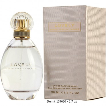 Lovely Sarah Jessica Parker - Eau De Parfum Spray 1.7 oz