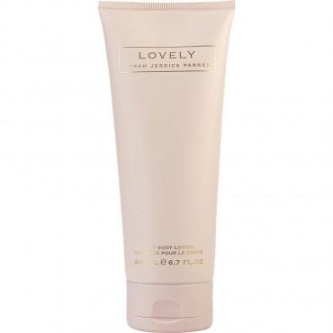 Lovely Sarah Jessica Parker - Body Lotion 6.7 oz