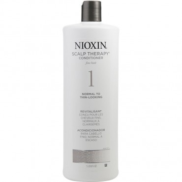 Nioxin - Bionutrient Actives Scalp Therapy System 1 For Fine Hair Packaging May Vary 33.8 oz