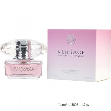 Versace Bright Crystal - Eau De Toilette Spray 1.7 oz