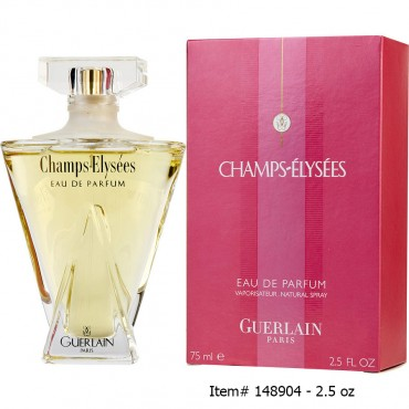 Champs Elysees - Eau De Parfum Spray Refillable 1.7 oz