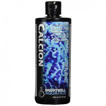 Bright well Aquatics Calcion Liquid Reef Supplement - 16 oz - 500 ml