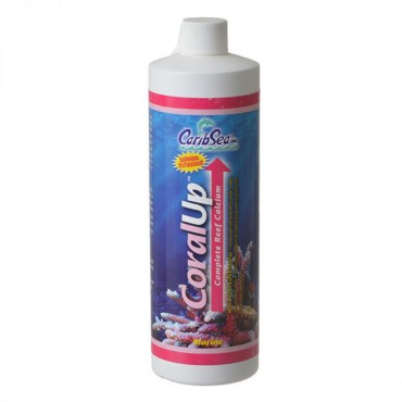 Carib Sea Coral Up Complete Reef Calcium - 16 oz