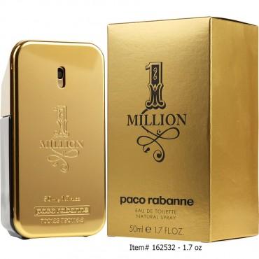 Paco Rabanne 1 Million - Eau De Toilette Spray 1.7 oz