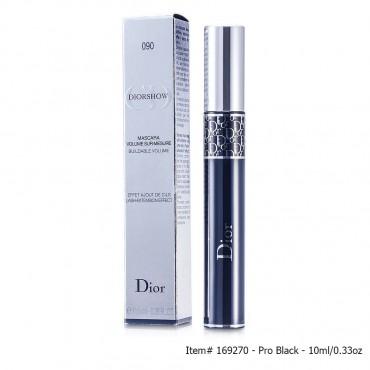 Christian Dior - Diorshow Mascara  090 Pro Black 10ml 0.33oz
