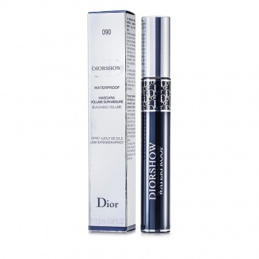 Christian Dior - Diorshow Mascara Waterproof  090 Black 11.5ml 0.38oz