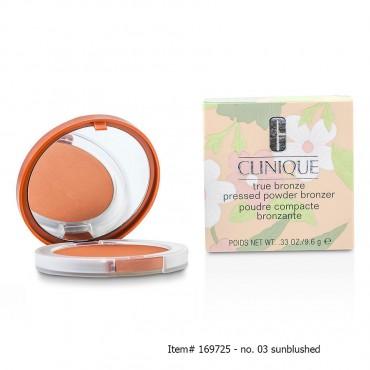 Clinique - True Bronze Pressed Powder Bronzer No 02 Sunkissed 9.6g/0.33oz