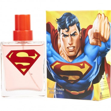 Superman - Eau De Toilette Spray 3.4 oz