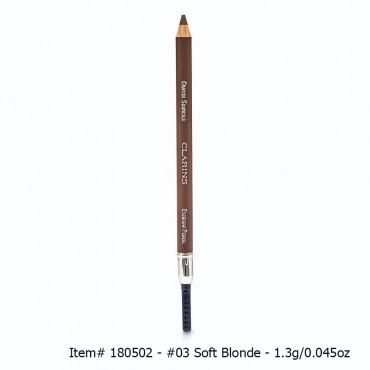 Clarins - Eyebrow Pencil 02 Light Brown 1.3g 0.045oz