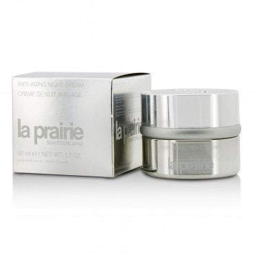 La Prairie - Anti Aging Night Cream 50ml/1.7oz