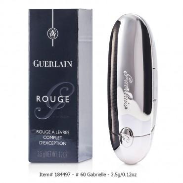 Guerlain - Rouge G Jewel Lipstick Compact  60 Gabrielle 3.5g 0.12oz